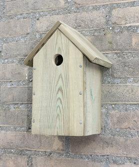 Tall vogelhuisje