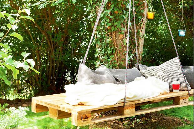 Klussen Met Pallets Leuke Tuinidee 235 N Van Pallets Praxis