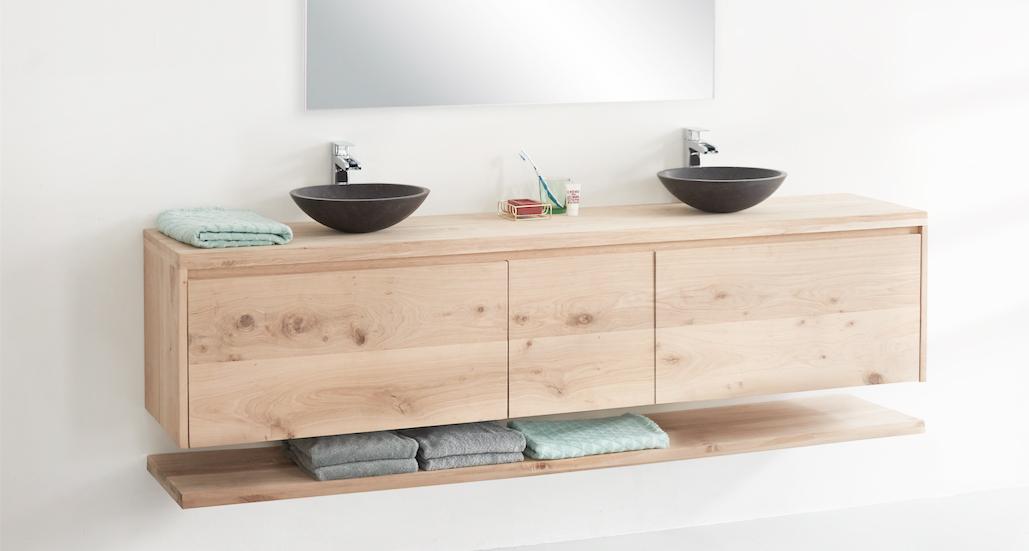 Zelf te maken eiken badkamer meubels beste ideen over huis en