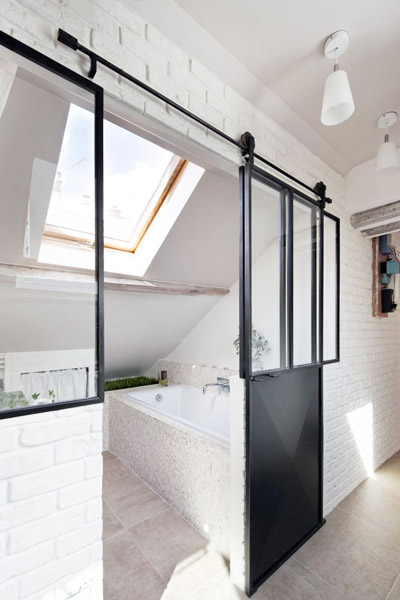 Van badkamer naar slaapkamer : Praxis Blog