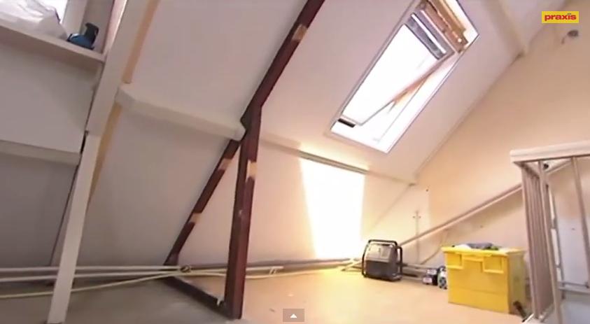 Hoe maak je schuifdeuren voor een opbergruimte op zolder - Maak een mezzanine op de zolder ...