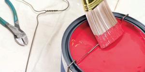 10 handige tips voor tijdens, voor én na het schilderen!