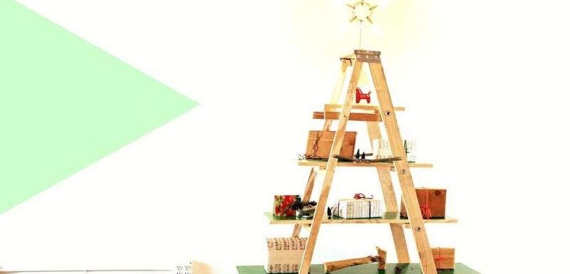 Kerstlichtjes in fles for Mini kerstboom action