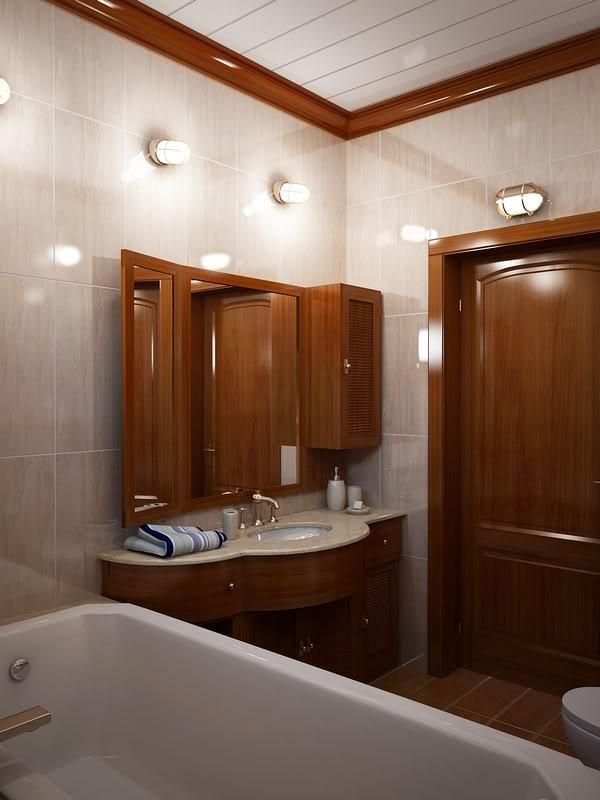 Klik vinyl laminaat leggen - Welke vloer voor een badkamer ...