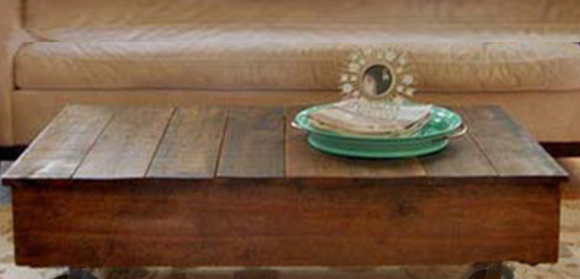 Salontafel van steigerhout maken op wielen   voordemakers nl