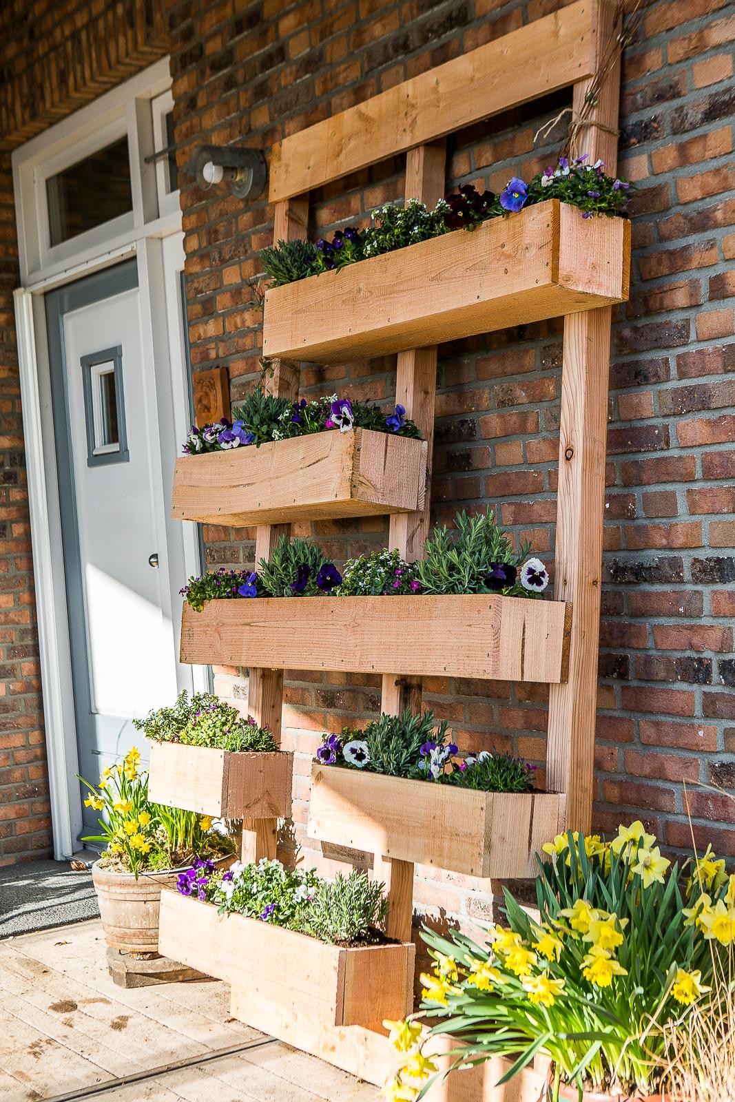 Verticale tuin maken - Decoratie kantoor ...