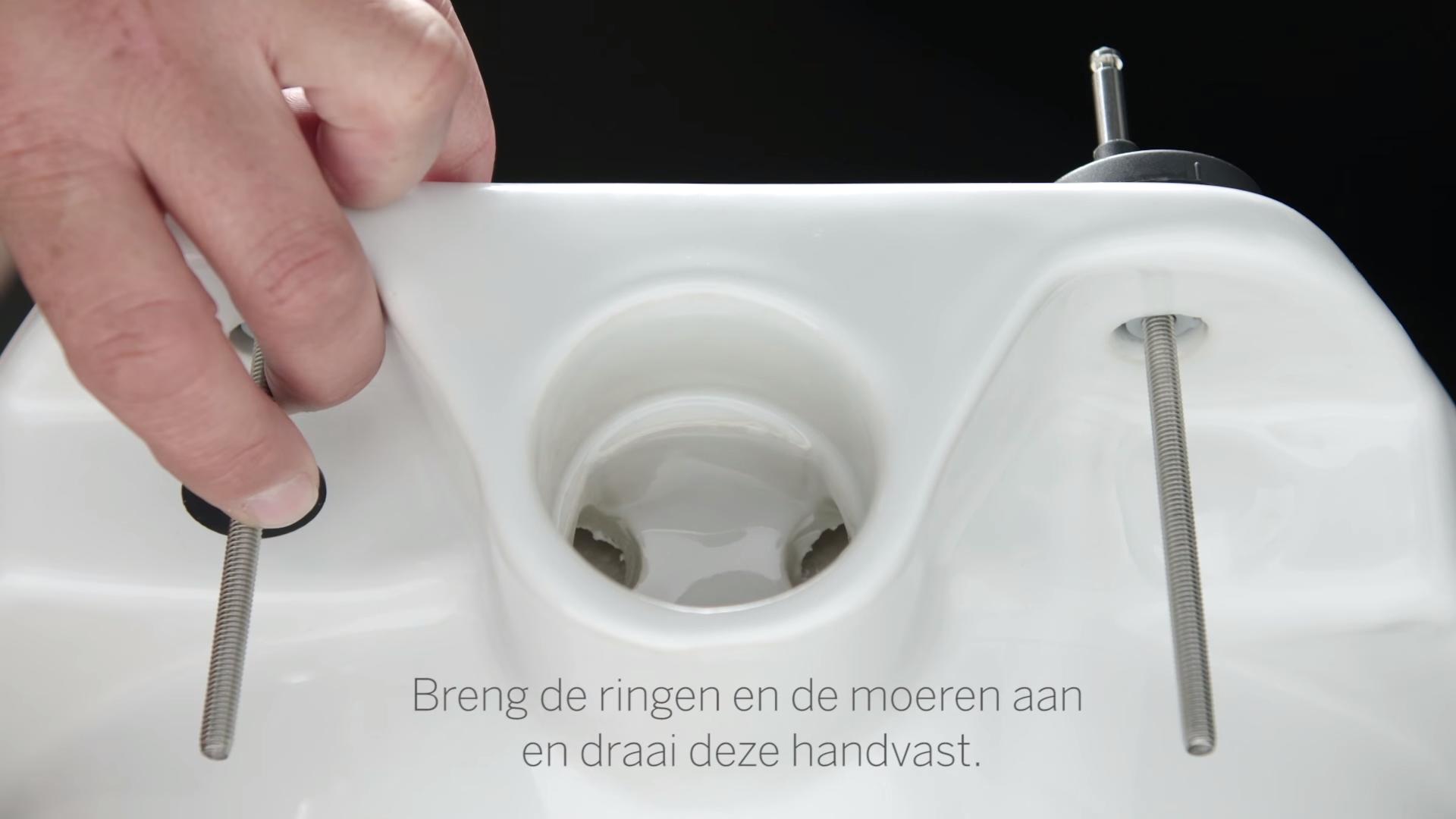 Tiger Toilet Accessoires : Toilet accessoires monteren 052552 u003e wibma.com = ontwerp inspiratie