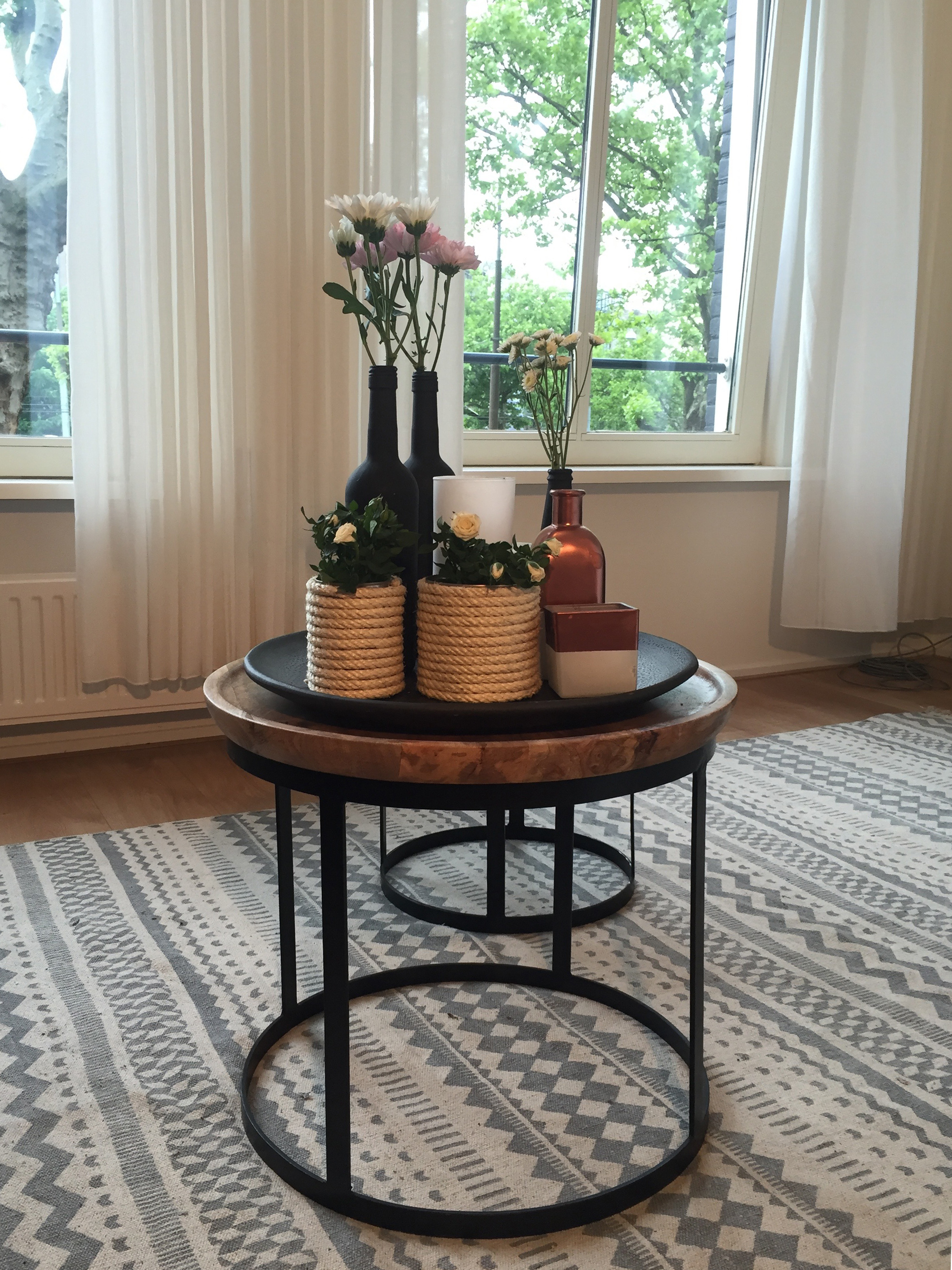 Decoratie voor op een plateau maken een echte eyecatcher - Wat op een salontafel ...