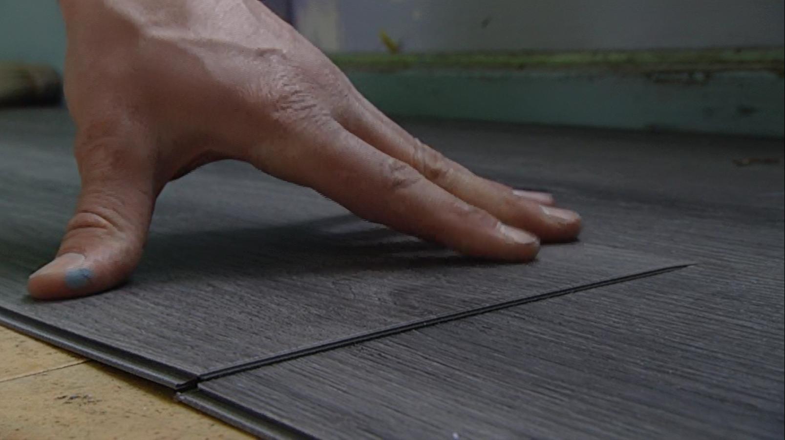 Dikte Pvc Vloer : Pvc vloeren stiller kunnen wij het niet maken topvloeren