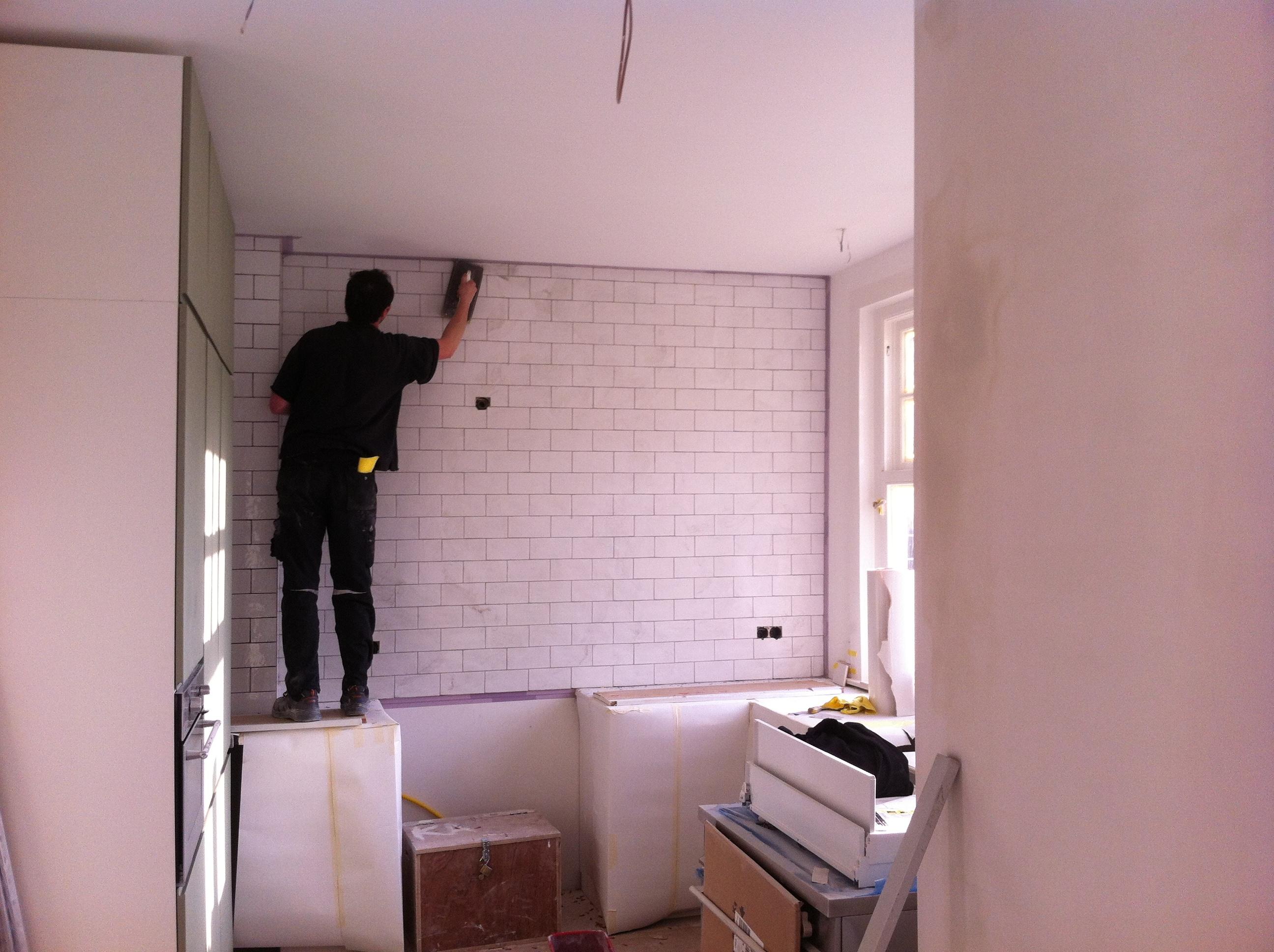 keuken betegelen tot plafond � atumrecom