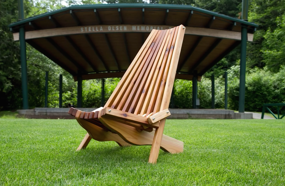 Amazoncom adirondack chair plans