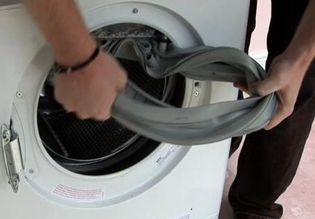 Wasmachine Rubber Vervangen Voordemakers Nl
