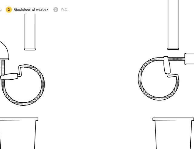 Afvoer Badkamer Verstopt ~ Home design ideeën en meubilair inspiraties # Wasbak Zeefje_223726