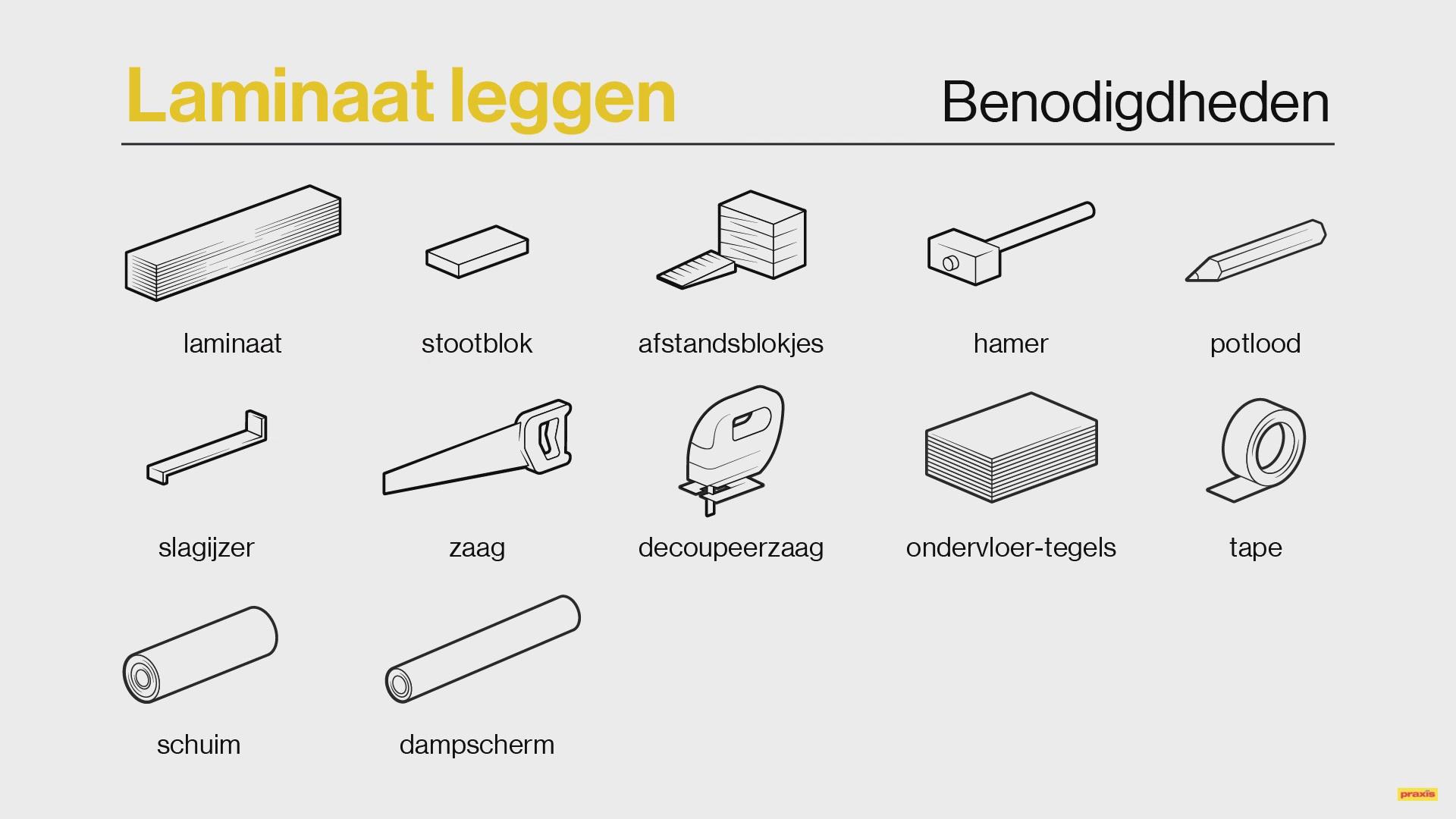 Laminaat leggen   voordemakers nl
